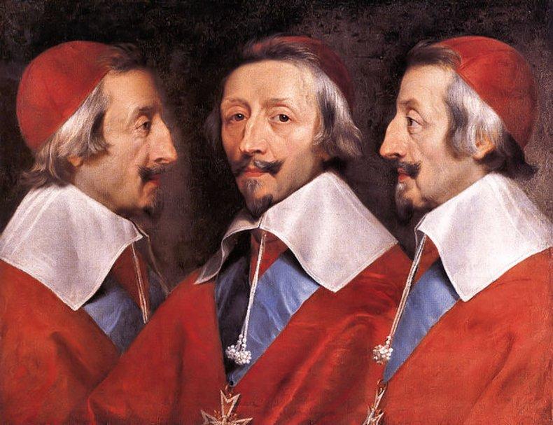 Резултат с изображение за Кардинал Ришельо